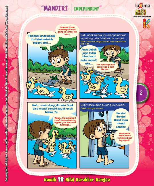 """Malu Sama Anak Bebek """"Be Ashamed of The Duck""""(2)"""