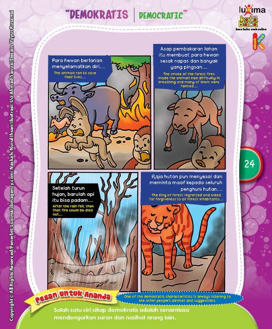 """Kebakaran Hutan """"The Forest Fires"""" (4)"""