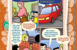 """Dapat Berbagi Peran dalam Keluarga """"Being Able to Share the Roles in Family"""" (2)"""