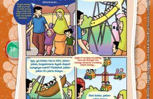 """Dapat Berbagi Peran dalam Keluarga """"Being Able to Share the Roles in Family"""" (4)"""