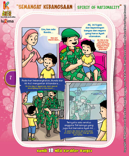"""Tugas Mulia Sang Ayah """"Noble Task of The Father"""" (2)"""