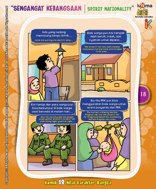 "Memperbaiki Bela Warga ""Repairing Citizens' Hall"" (3)"