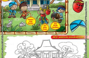 Mengenal dan Mewarnai Seni dan Budaya Provinsi Banten