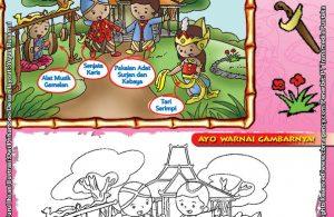 Mengenal dan Mewarnai Seni dan Budaya Provinsi DI Yogyakarta