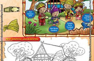 Mengenal dan Mewarnai Seni dan Budaya Provinsi Jambi