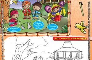 Mengenal dan Mewarnai Seni dan Budaya Provinsi Jawa Barat