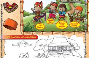 Mengenal dan Mewarnai Seni dan Budaya Provinsi Jawa Timur