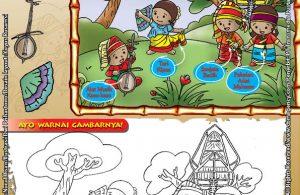 Mengenal dan Mewarnai Seni dan Budaya Provinsi Sulawesi Selatan