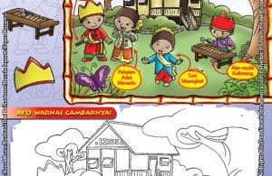 Mengenal dan Mewarnai Seni dan Budaya Provinsi Sulawesi Utara