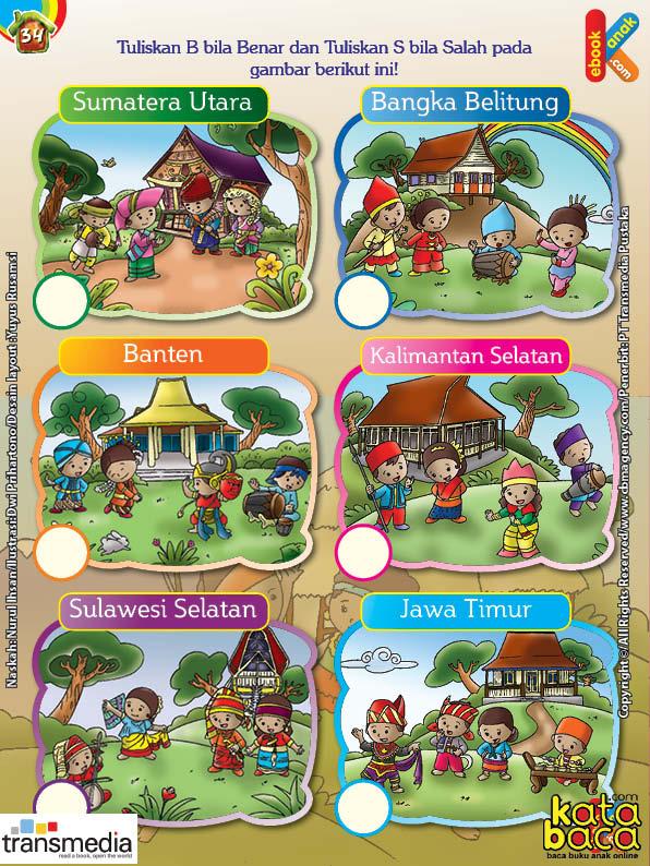 Worksheet Seni Budaya 34 Provinsi Indonesia (1)