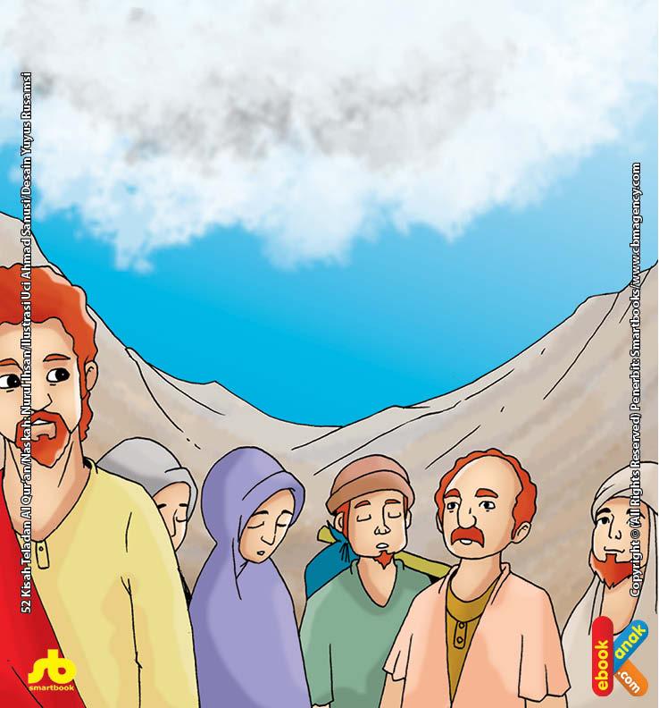 Kenapa Allah Mengurung Kaum Nabi Musa di Padang Tih Selama 40 Tahun?
