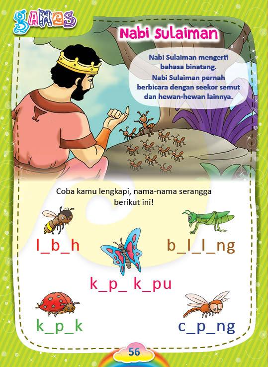 Siapakah Nabi Yang Mengerti Bahasa Binatang?