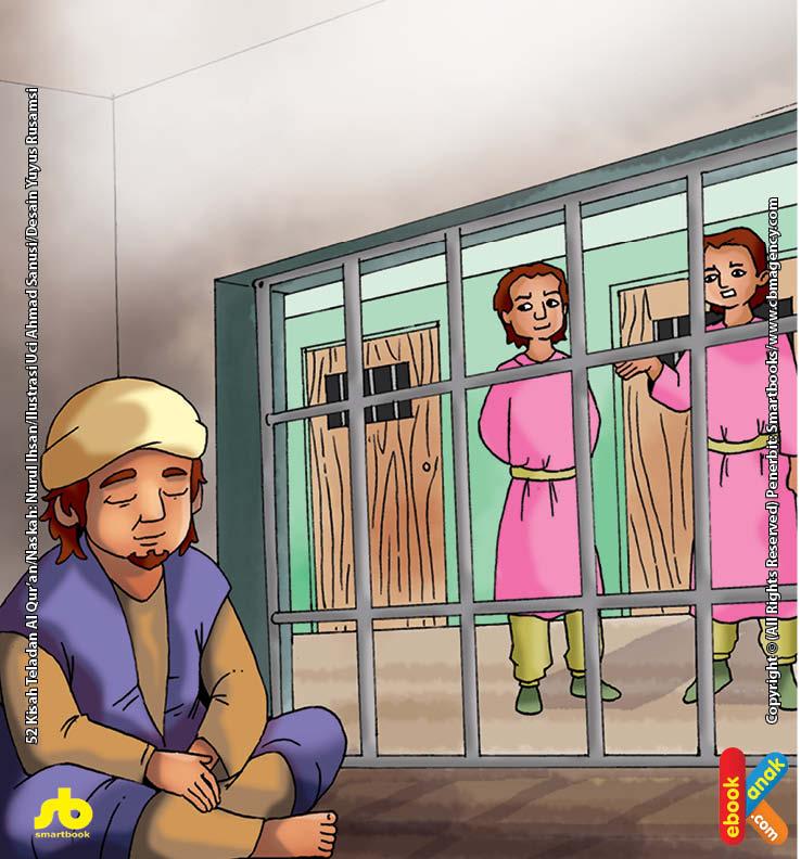 2 Teman Nabi Yusuf Selama Di Dalam Penjara