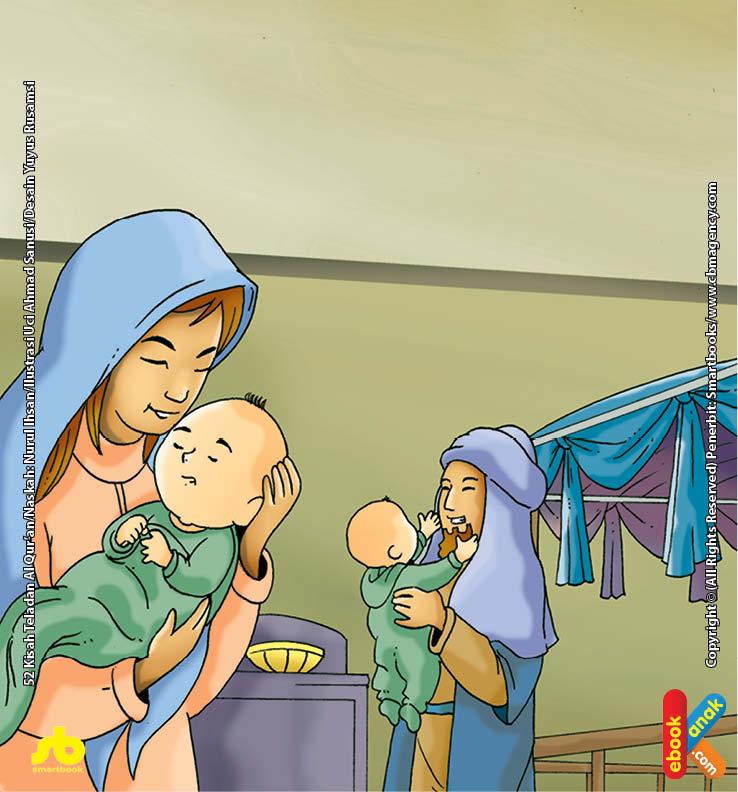 Dua Putra Nabi Ishak Yang Tidak Saling Menyayangi