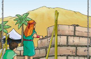 Tapak Kaki Nabi Ibrahim Berbekas Pada Batu di Kabah