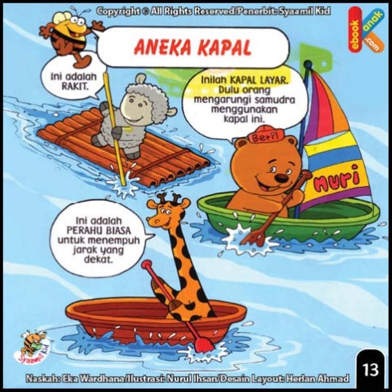 Aneka Kapal (1)