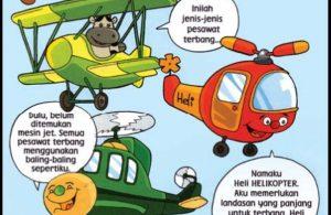 Aneka Pesawat Terbang (1)