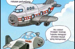 Aneka Pesawat Terbang (2)