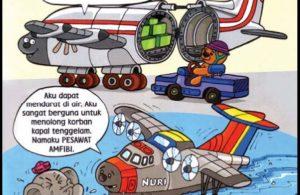 Aneka Pesawat Terbang (3)
