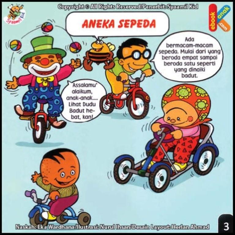 Aneka Sepeda