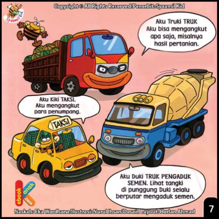 Macam-Macam Mobil (2)
