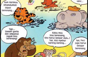 Apakah Semua Binatang Bisa Berenang?