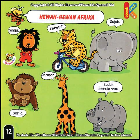 Hewan-Hewan Afrika