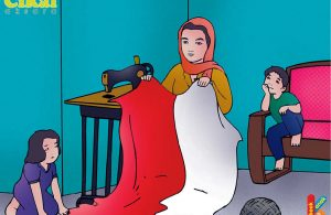 Fatmawati Penjahit Pertama Bendera Merah Putih