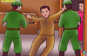 Jenderal Ahmad Yani Ditembaki Gerombolan PKI di Depan Kamar Tidurnya