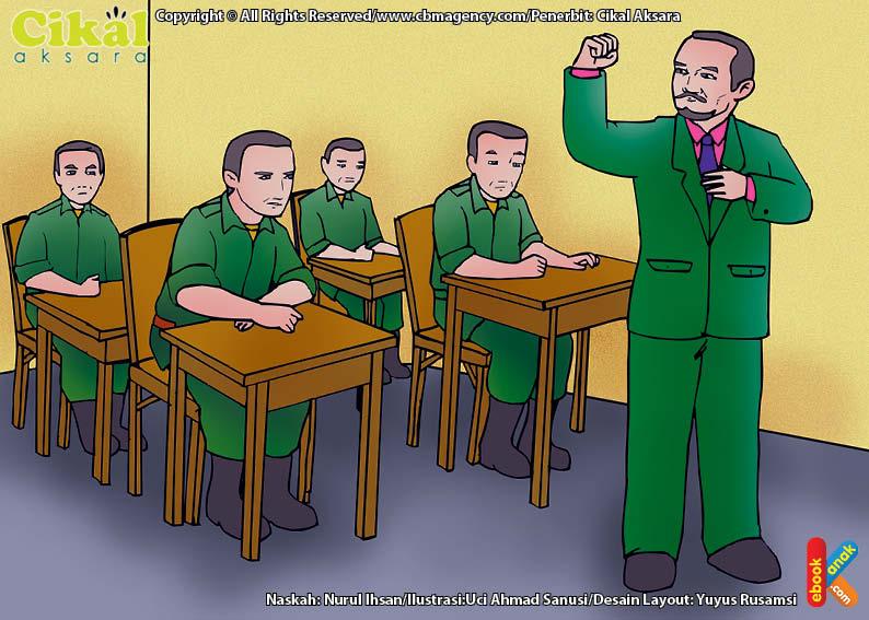 Jenderal Gatot Subroto Salah Satu Pelopor Lembaga AKABRI