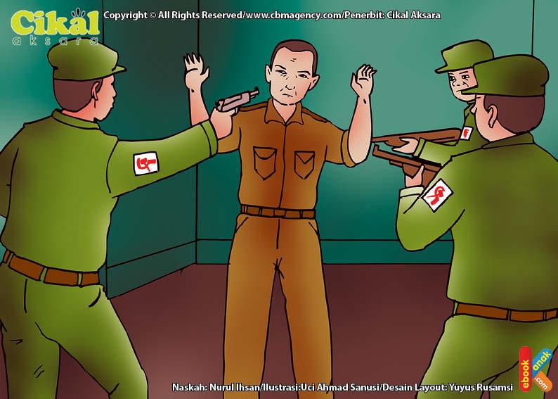 Kapten Pierre Tendean Diculik PKI Karena Berwajah Mirip Jenderal Nasution