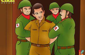 Karel Satsuit Tubun Gugur Ditembak Saat Mengamankan Rumah Jenderal AH. Nasution