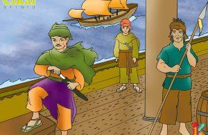 La Maddukelleng Si Bajak Laut Penyerang Kapal Belanda