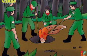 Mayjen Sutoyo Siswomihardjo Diculik dan Dibunuh Gerombolan G 30 S PKI pada Dinihari