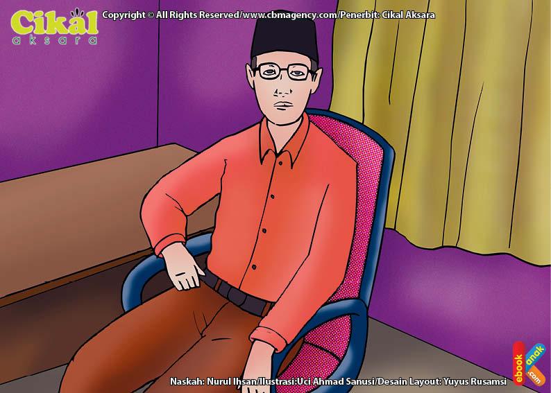 Mohammad Natsir Dibebaskan dari Tahanan Politik Tanpa Proses Persidangan