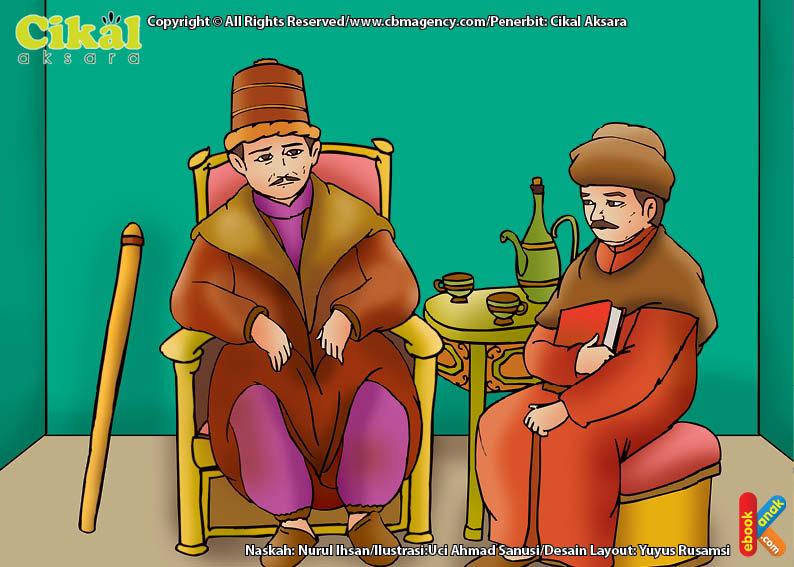 Portugis Segan Kepada Sultan Iskandar Muda dari Kesultanan Aceh