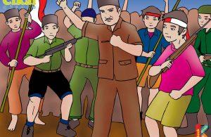 R.M. Suryo Pahlawan Pertempuran Surabaya Jenazahnya Ditemukan Oleh Pencari Kayu Bakar