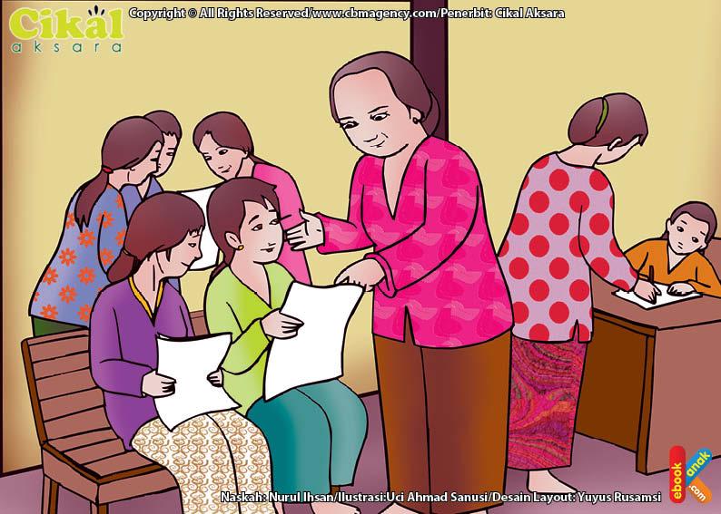 Raden Dewi Sartika Pendiri Sekolah Perempuan Pertama di Zaman Hindia Belanda