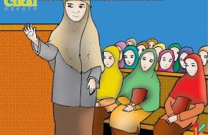 Siti Walidah Ahmad Dahlan Istri Pendiri Organisasi Muhammadiyah yang Berpikiran Luas