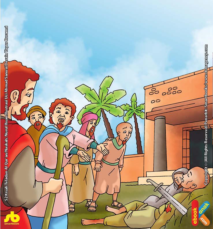 Kisah Penemuan Mayat Pada Masa Nabi Musa