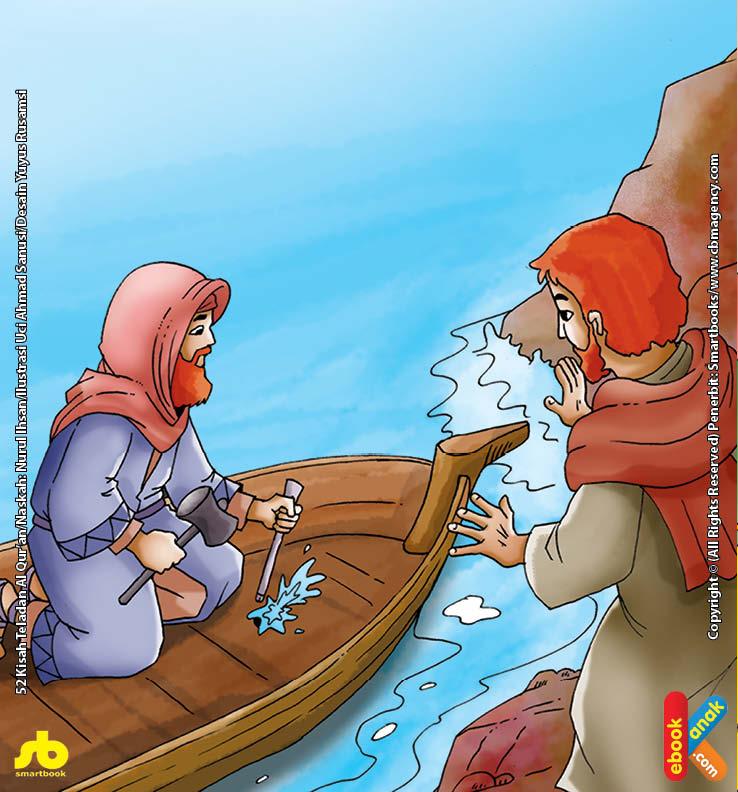 Bagaimana Cara Nabi Khidir Menguji Kesabaran Nabi Musa?