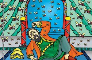 Kisah Asmaul Husna Al-Maalik, Raja Zalim Dikalahkan Lalat
