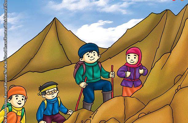Kisah Asmaul Husna Al-Mutakabbir, Kenapa Allah Menciptakan Gunung?