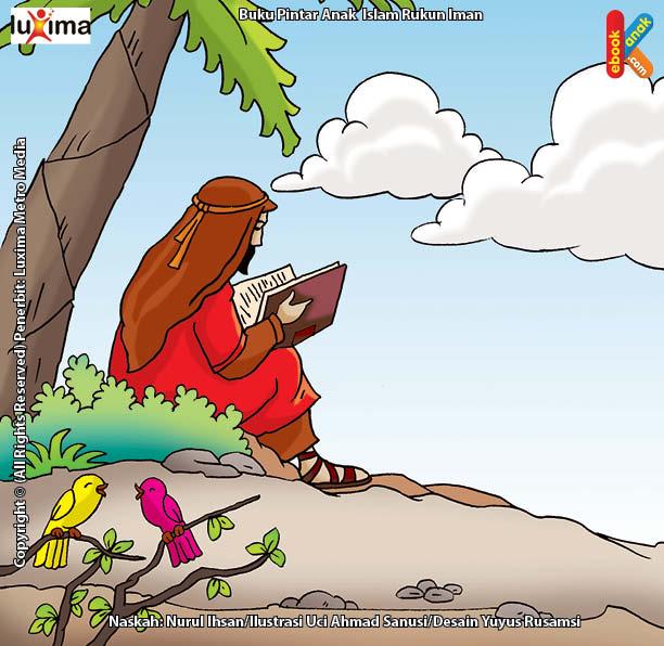 Bagaimana Cara Kita Mengimani Kitab-Kitab Allah Sebelum Al-Quran?