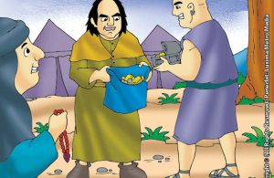 Samiri Bekas Penyihir Raja Firaun Pembuat Patung Anak Sapi