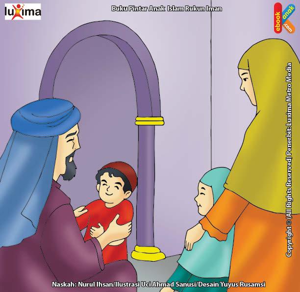 Setelah Mendoakan Putranya, Nabi Ishaq Kemudian Wafat