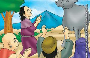 Siapakah Nama Nabi Yang Pandai Berdiplomasi dan Lemah Lembut?