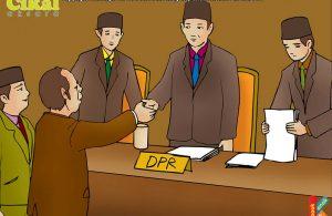K.H. Zainul Arifin Penyelamat Sukarno dari Tembakan Peluru Saat Shalat Idul Adha