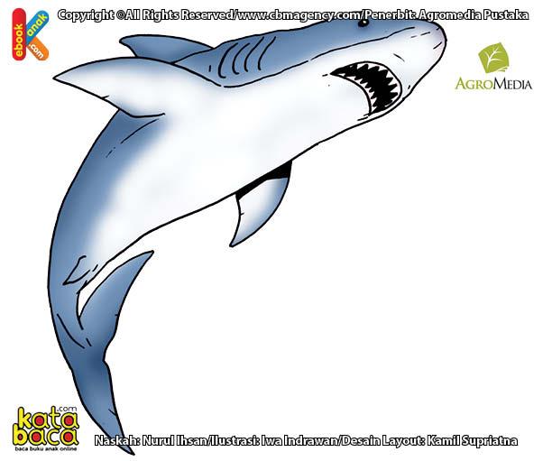 Apakah Nama Pemburu dan Pemangsa Ulung Paling Menakutkan di Lautan?