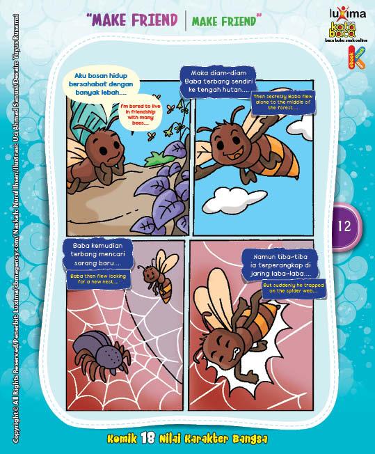 """Baba Lebah """"Baba the Bee"""" (2)"""